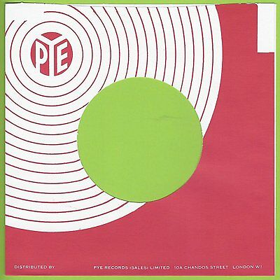 PYE REPRODUCTION RECORD COMPANY SLEEVES - (pack of 10)