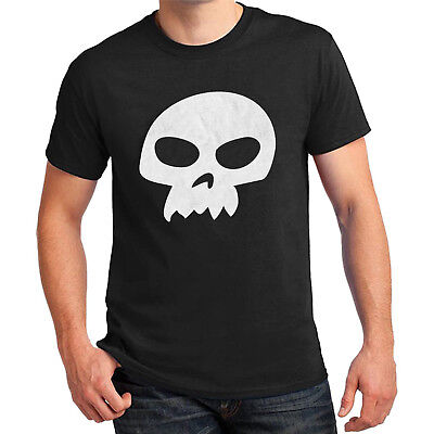Sid's Skull T-shirt Toy Story Andy Sid Halloween Costume cosplay Shirt Mens Kids](Kids Halloween Toys)