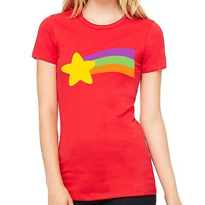 Mabel Gravity Falls Costume (Gravity Falls T-shirt Mabel Pine Halloween Costume Shirts Adult Kids Women)
