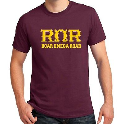 Roar Omega T-shirt Sullivan Mike Wazowski Halloween Costume Men Kids Women sizes