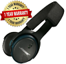 Bose SoundLink on-ear (OE) Bluetooth Headband Wireless Headphones - Black