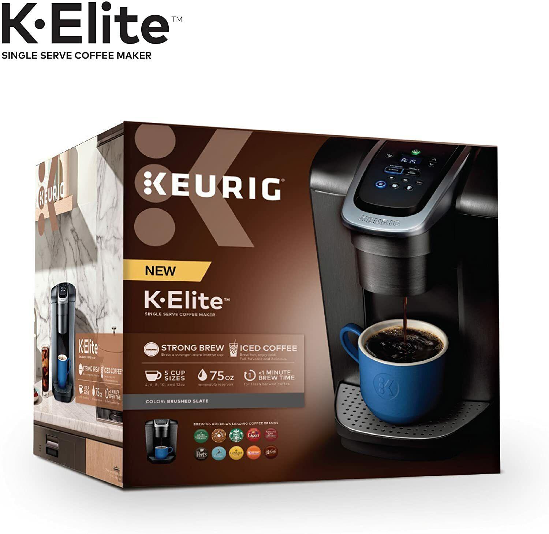 Keurig K-Elite Coffee Maker, More Colors