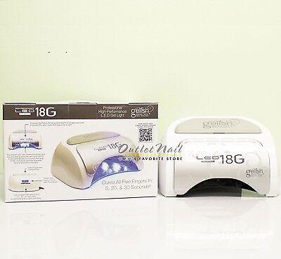 HARMONY GELISH 18G Pro LED Gel Light Lamp Dryer 18 G *  NOT PLUS MODEL