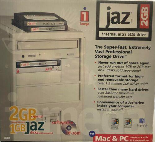 Iomega Jaz Internal Ultra SCSI Drive