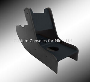 Custom Consoles Centre Console for Classic Mini interior BLACK and Colour Choice