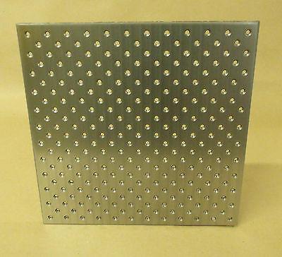 Steel Tooling Plate 12 X 12 14-20 Holes Tlplate1212