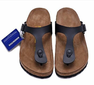 Adults Birkenstock Gizeh Summer Toe Post Beach Flat Sandal All Size Beach Shoes