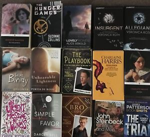 Mixed young adult books