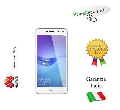 HUAWEI NOVA YOUNG WHITE ITALIA SMARTPHONE