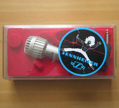 SENNHEISER MD 200 Mikrofon Mikrophon dynamisches Mikrophon Kugelcharakteristik