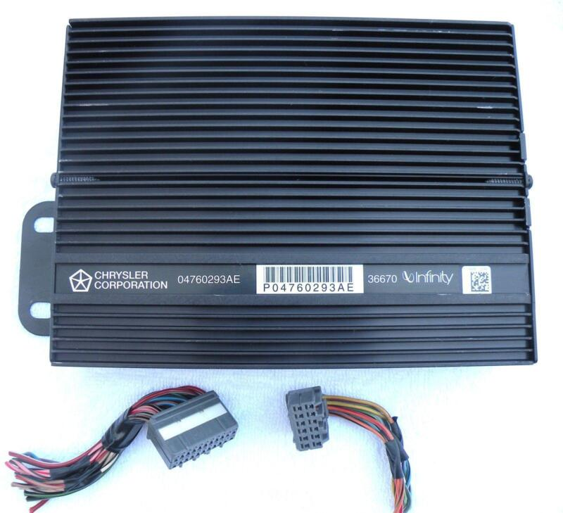 Chrysler Infinity Amp Parts Accessories eBay