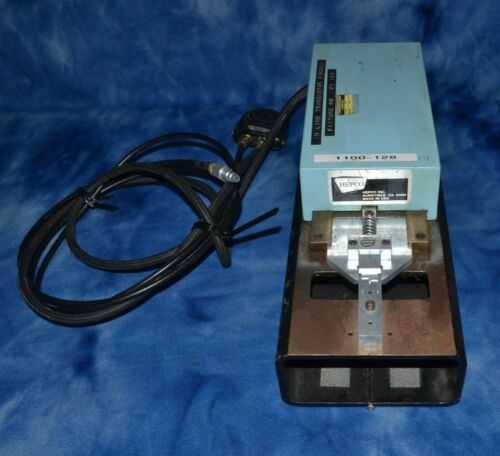 Hepco 3000-2 Manual Lead Forming and Cutting Machine w/ 205-1 Die