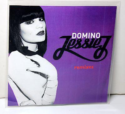 Jessie J   Domino  Promo Cd Dance Remixes Usa 3 Mixes Myon Shane Jump Smokers R