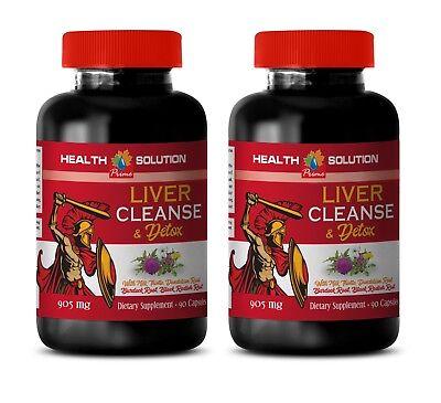liver supplements for people - LIVER CLEANSE & DETOX 2B- bulk (Liver Peoples)