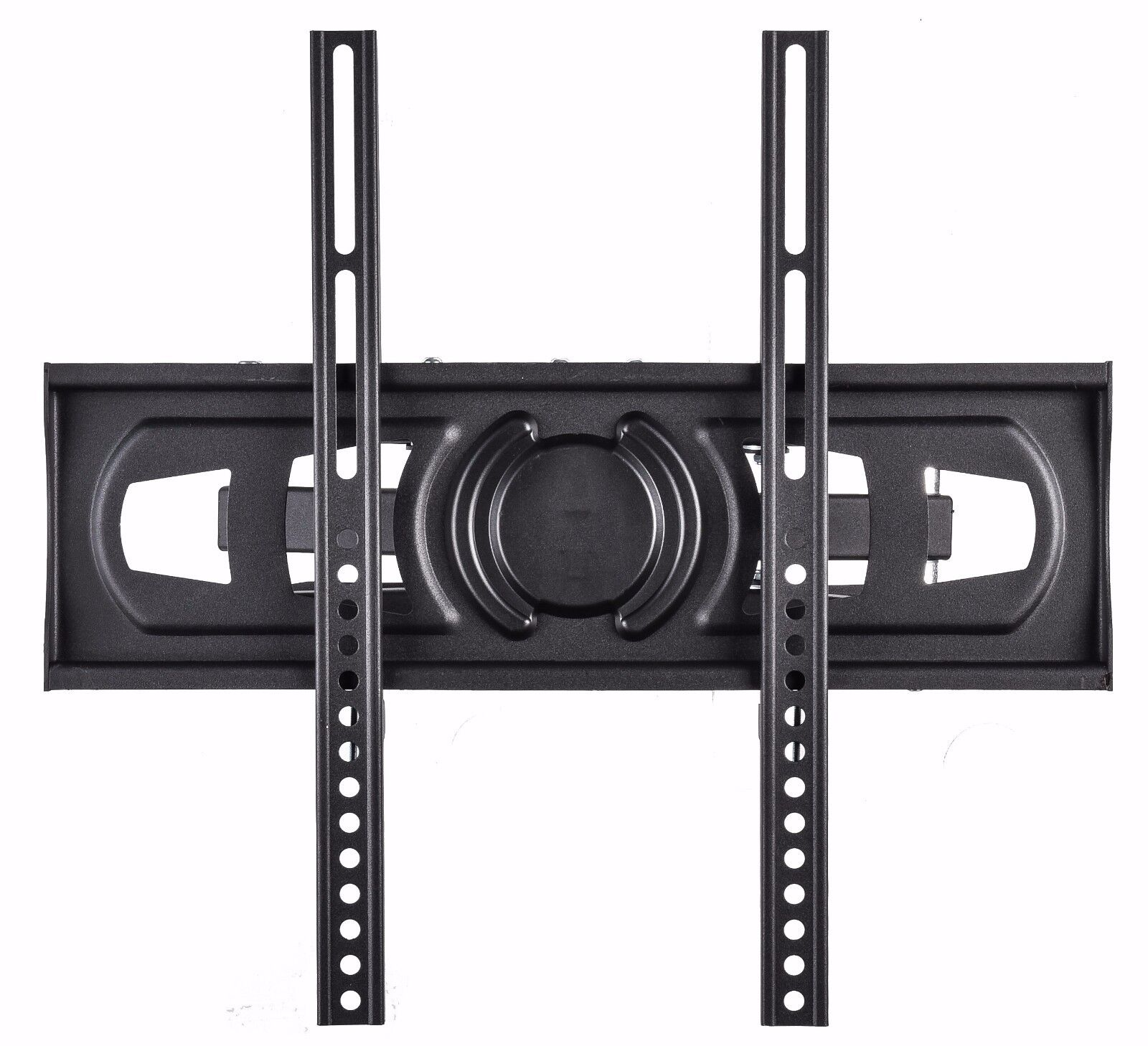 "Full Motion TV Wall Mount For 32 37 39 40 42 46 47 50 52 55"" TVs Swivel Bracket"