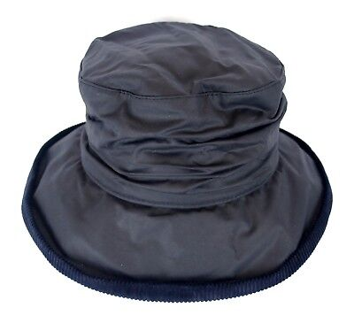 All Weather Cotton Hat - BRAND NEW Waxed Cotton
