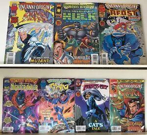 Uncanny Origins - Marvel Comics
