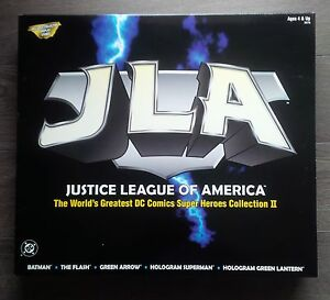 JLA Kenner boxed set of 5 action figures new