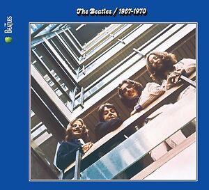 THE BEATLES - 1967-1970 THE BLUE ALBUM: 2CD ALBUM SET (2009 REMASTERED)
