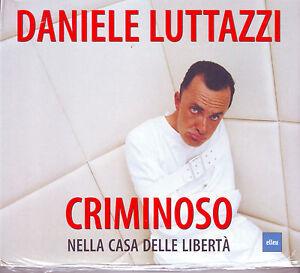 DANIELE-LUTTAZZI-Criminoso-nella-Casa-Delle-Liberta-CD-DIGIPACK-BOX-NUOVO