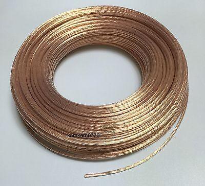 10m Vanguard Acoustics, 0.12mm square, 6N OCC copper wire, DIY Hi Fi Audio cable
