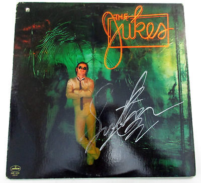 Southside Johnny Signed Record Album With Asbury Jukes The Jukes Auto Df013251