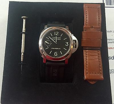 Panerai Officine Model OP 6727 Manual Winding Watch