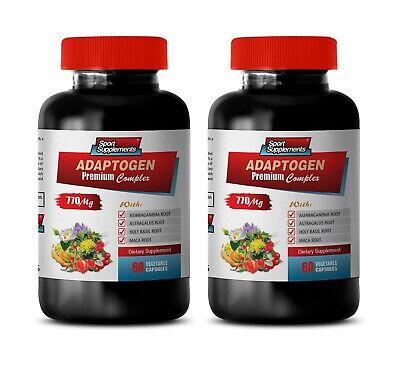 ashwagandha root - ADAPTOGEN PREMIUM COMPLEX - anti inflammatory supplement 2B