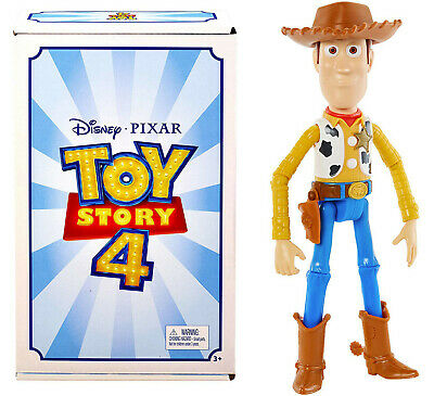 Toy Story 4: Woody Figure Disney Pixar Mattel IN STOCK NOW