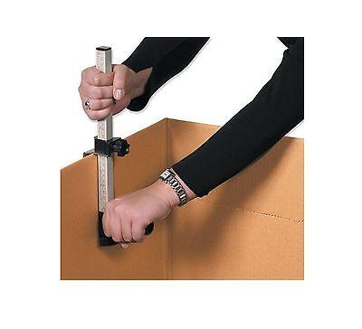 Box Sizer Cardboard Reducing Scoring Tool for Customizing Sh