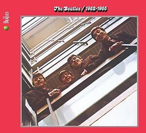 THE BEATLES - 1962-1966 THE RED ALBUM: 2CD ALBUM SET (2009 REMASTERED)