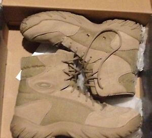 Oakley S. I. Assault Boots size 10