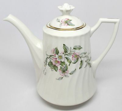 Syracuse Apple Blossom Coffee Pot ()