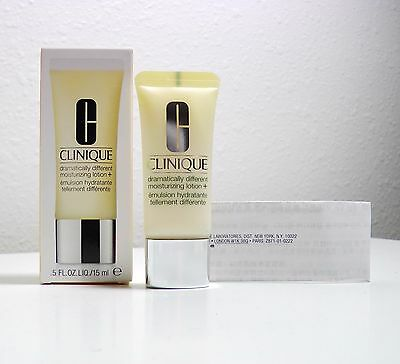 NEW Clinique Dramatically Different  Moisturizing Lotion 0.5 oz/15ml