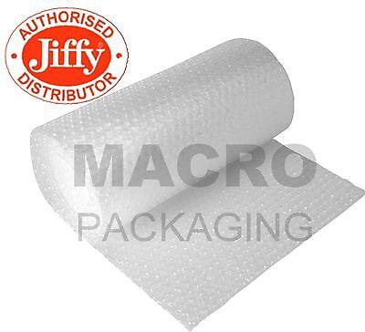 2 rolls:300mm x 100M small JIFFY/SAN bubble wrap>£17.90