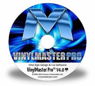 Designcut Software Make Decals Signs Logos Lettering Vinylmaster Pro Software