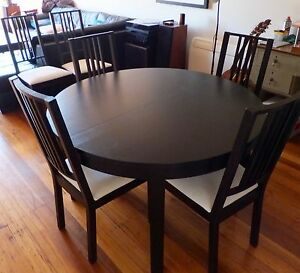 dining table six dining chairs selling all furniture must go