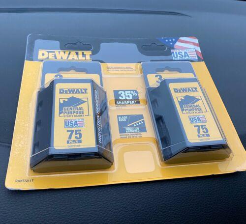 DeWalt - DWHT72117HDGC - Heavy-Duty Blades for Utility Knive