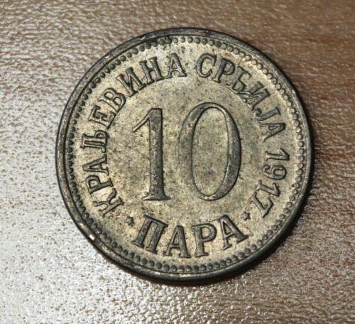 1935 Serbia 10 Para KM# 19 Milan I
