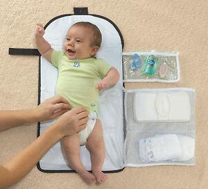 Summer Infant CHANGEAWAY Wickelunterlage für Wickeltasche unterwegs