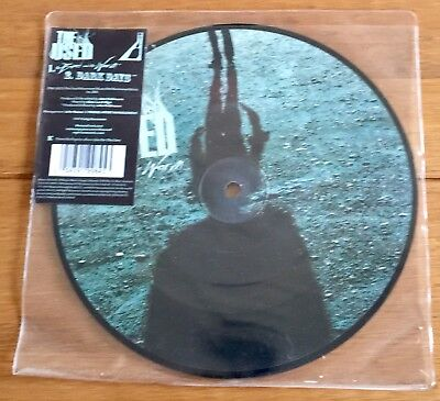 "The Used - Bird And The Worm  7"" Picture Disc Vinyl"
