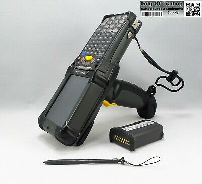 Symbol Motorola Mc9090-gj0hbega2wr Lorax 1d Long Range Laser Ce Barcode Scanner