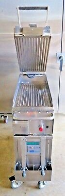 Taylor Qs11-23 Modular Commercial Electric 2 Sided Grillgriddle