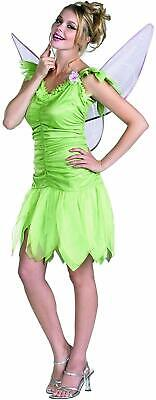 Teenage Tinkerbell Costume (LICENSED DISNEY TINKER BELL FAIRY GIRLS HALLOWEEN COSTUME SIZE TEEN)