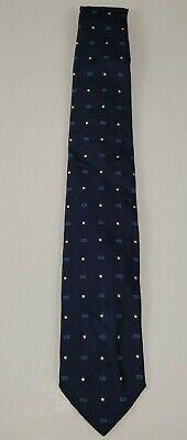 Versace Collection Men's Blue Neck Tie