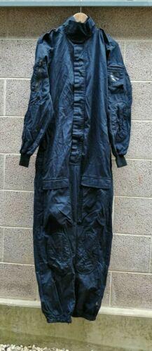 Ex Police Derby-Unitex Coveralls Blue Flame Resistant Mechanic Riot Uniform Duty