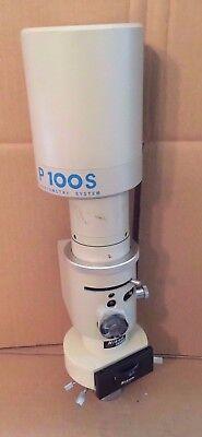 Nikon Microscope P100s Photometer Head With Pfx Shutter