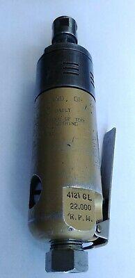 Top Cat 4121 Gl Pneumatic Air Straight Die Grinder 22000 Rpm L2020302