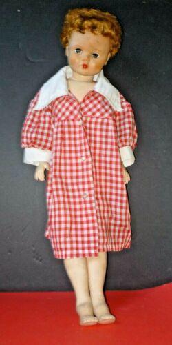 29 Inch Vintage Manco Heavy Vinyl or Rubber Doll