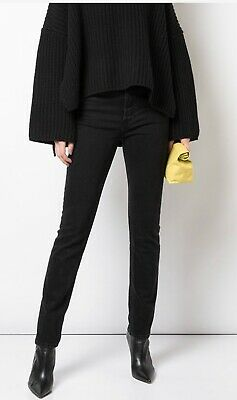 Acne Studio Pin Black NWOT Skinny Jeans Size 27/32 Shopbop, Farfetch,Totokaelo